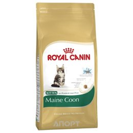 Royal Canin Maine Coon Kitten 0,4 кг