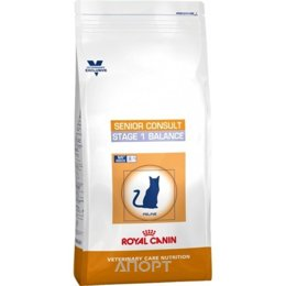 Royal Canin Senior Consult Stage 1 1,5 кг