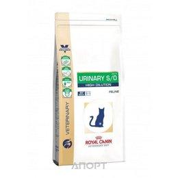 Royal Canin Urinary S/O High Dilution UHD34 6 кг