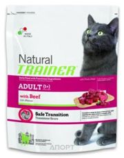 Фото Trainer Natural Adult Beef 0,3 кг