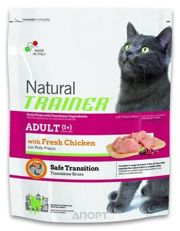 Фото Trainer Natural Adult Chicken 1,5 кг