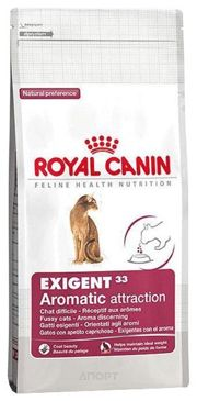 Фото Royal Canin Exigent 33 Aromatic Attraction 4 кг