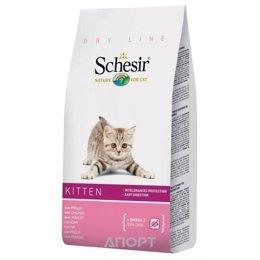 Schesir Kitten сухой корм для котят (с курицей) 1,5 кг
