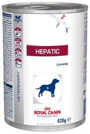 Фото Royal Canin Hepatic 0,42 кг