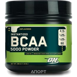 Optimum Nutrition BCAA 5000 Powder 330-380g