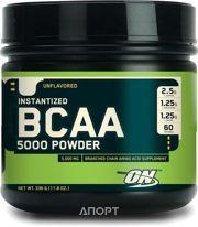 Фото Optimum Nutrition BCAA 5000 Powder 330-380g