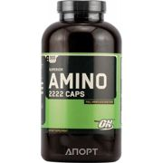 Фото Optimum Nutrition Superior Amino 2222 Caps 300 caps