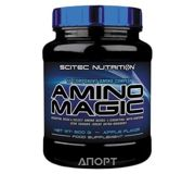 Фото Scitec Nutrition Amino Magic 500g