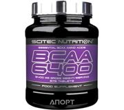 Фото Scitec Nutrition BCAA 6400 375 tabs