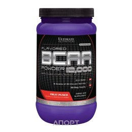 Ultimate Nutrition BCAA 12.000 Powder 400g