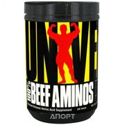 Фото Universal Nutrition 100% Beef Aminos 200 tabs