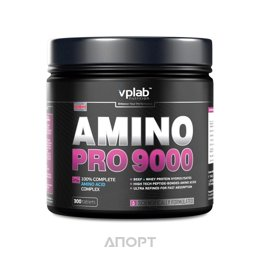 VPLab Amino Pro 9000 300 tabs (50 servings)