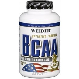 Weider BCAA 130 tabs