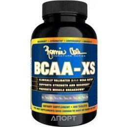 Ronnie Coleman BCAA-XS 400 tabs