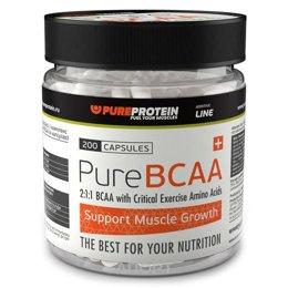 PureProtein BCAA 200 caps