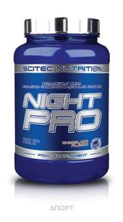Фото Scitec Nutrition Night Pro 900 g