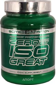 Фото Scitec Nutrition Zero Iso Great 2300 g