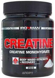 Фото Ironman Creatine Monohydrate 250g