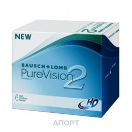 Bausch&Lomb Pure Vision 2 HD