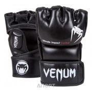 Фото Venum Impact MMA Gloves Skintex Leather