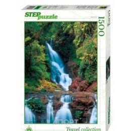 Step puzzle Водопад (1500 эл.) (83004)