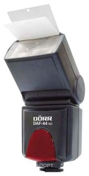 Фото Doerr DAF-44 Wi Power Zoom Flash for Canon