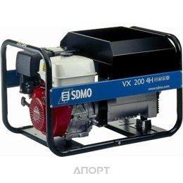 SDMO VX 200/4 H-S