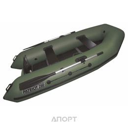 Наши лодки ПАТРИОТ 280 ОПТИМА PLUS