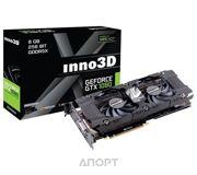 Фото Inno3D GeForce GTX 1080 Twin X2 8Gb (N1080-1SDN-P6DN)