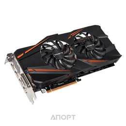 Gigabyte GeForce GTX 1070 WINDFORCE OC 8Gb (GV-N1070WF2OC-8GD)