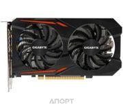 Фото Gigabyte GeForce GTX 1050 Ti OC 4Gb (GV-N105TOC-4GD)