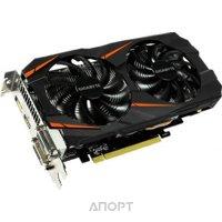 Фото Gigabyte GeForce GTX 1060 WINDFORCE OC 3Gb (GV-N1060WF2OC-3GD)