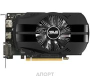Фото ASUS GeForce GTX 1050 Phoenix 2GB (PH-GTX1050-2G)