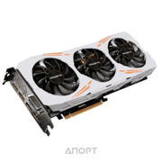 Фото Gigabyte GeForce GTX 1080 Ti Gaming OC 11G (GV-N108TGAMING OC-11G)