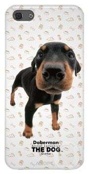 Фото Qual The Dog Doberman for iPhone 5/5S (QL1111DM)