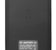 Фото DF sBattery-12 for Galaxy Note 3 Black (3500 mAh)