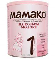 Фото МАМАКО Молочная смесь на основе козьего молока 1, 0-6 мес. 800 г