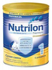 Фото Nutricia Nutrilon 1 Комфорт 400 г