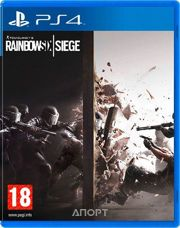 Фото Tom Clancy's Rainbow Six Siege (PS4)