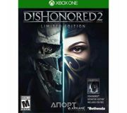 Фото Dishonored 2 Limited Edition (Xbox One)