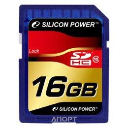 Silicon Power SP016GBSDH010V10