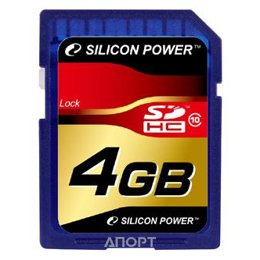 Silicon Power SP004GBSDH010V10