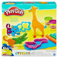 Фото Hasbro Play-Doh Веселое сафари (B1168)