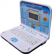 Фото Joy Toy Русско-английский ноутбук (7296)