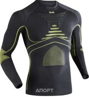 Фото X-Bionic Energy Accumulator Evo Shirt Long Sleeves Round Neck Men (I20216)
