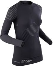 Фото X-Bionic Invent Shirt Long Sleeves Round Neck Woman (I20272)